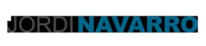 Jordi Navarro | Director de Orquesta  Logo