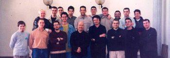 """Comencé a estudiar con Indalecio Bonet y Carlos Gil en la Academia """"Spanish Brass"""""""