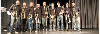 Surge la Academia de Trombón Madrid-STOMVI, en la que doy clase junto a mi amigo y compañero Juan Carlos Matamoros