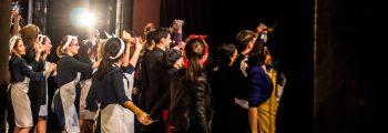 El Chaleco Blanco con la Joven Orquesta y Coro de la Comunidad de Madrid