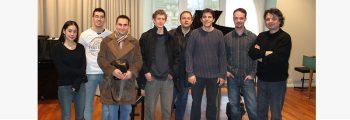 Comienzo a estudiar el Posgrado en la Alta Escuela de Música de Lausanne (Suiza) con Michel Becquet