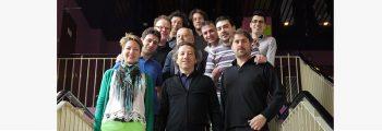 Comienzo a estudiar dirección de Orquesta con George Pehlivanian