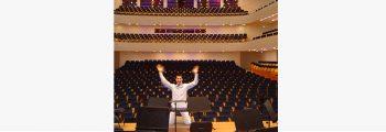 Primer encuentro con la Joven Orquesta Gustav Mahler