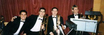 Consigo la plaza de trombón co-principal en la Orquesta Sinfónica Ciudad de Oviedo, actual Oviedo Filarmonía